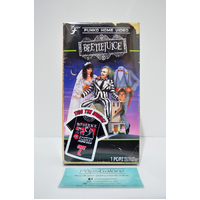 Beetlejuice Large T-Shirt Only VHS Box
