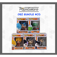 Dragon Ball Z - (5 Bundle) #03 - Pop Vinyl