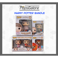 Harry Potter (4 Bundle) - Pop Vinyl