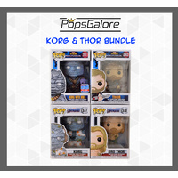 Korg & Thor (4 Bundle) - Pop Vinyl