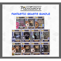 Fantastic Beasts (11 Bundle) - Pop Vinyl