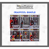 Deadpool (6 Bundle) - Pop Vinyl