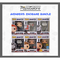 Avengers: Endgame (6 Bundle) - Pop Vinyl