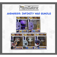 Avengers: Infinity War (5 Bundle) - Pop Vinyl