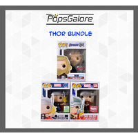 Thor (3 Bundle) - Pop Vinyl