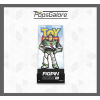 Toy Story - Buzz Lightyear (#195) - Figpin