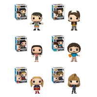 Friends (6 Bundle) - Pop Vinyl (ISWS)
