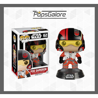 Star Wars: Poe Dameron #62 - Pop Vinyl