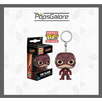 The Flash - Pocket Pop! Keychain