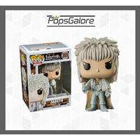 "Labyrinth - Jareth with Orb ""White"" #365 - Pop Vinyl **Box Damaged"