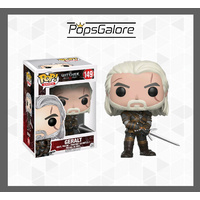 The Witcher - Geralt #149 - Pop Vinyl