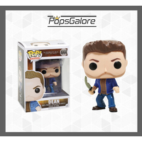 Supernatural: Dean with First Blade & Mark of Cain #444 - Pop Vinyl
