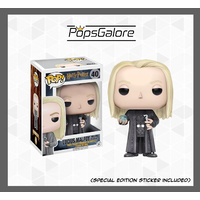 Harry Potter - Lucius Holding Prophecy - Pop Vinyl