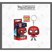 "Spider-Man ""Homemade Suit"" - Pocket Pop! Keychain"