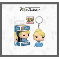 Cinderella - Pocket Pop! Keychain