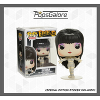 Elvira: Mistress of the Dark - Elvira Mummy #542 - Pop Vinyl