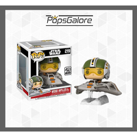 Star Wars: Wedge Antilles with Snowspeeder #219 - Pop Vinyl