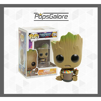 Guardians of the Galaxy: Vol. 2 - Groot with Candy Bowl #264 - Pop Vinyl