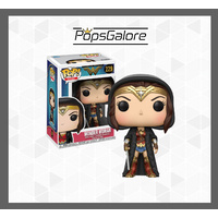 Wonder Woman Movie - Wonder Woman with Cloak - Pop Vinyl