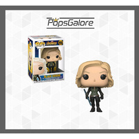 Avengers 3: Infinity War - Black Widow - Pop Vinyl