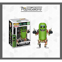 Rick and Morty - Pickle Rick #333 - Pop Vinyl