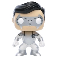 Green Lantern - Kyle Rayner (White Lantern) Exclusive - Pop Vinyl