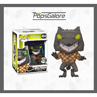 The Nightmare Before Christmas - Wolfman #454 - Pop Vinyl