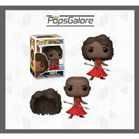 Black Panther - Okoye w/Red Dress - NYCC 2018 Pop Vinyl