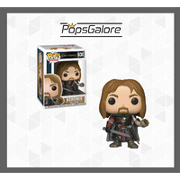 The Lord of the Rings - Boromir - Pop Vinyl