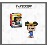 Mickey Mouse - 90th Little Whirlwind - NYCC 2018 Pop Vinyl