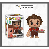 Wreck-It Ralph 2: Ralph Breaks the Internet - Ralph wtih Pie #14 - Pop Vinyl