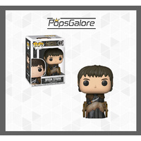 Game of Thrones - Bran Stark - Pop Vinyl