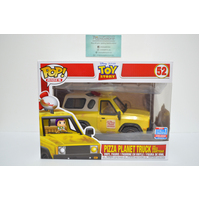 Toy Story: Pizza Planet Truck #52 (2018 NYCC Fall Convention) - Pop Vinyl Ride