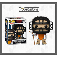 Stranger Things - Dustin in Hockey Gear #719 - Pop Vinyl