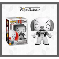 It - Pennywise Black & White - Pop Vinyl