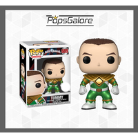 "Power Rangers - Tommy ""Metallic Unmasked"" #669 - Pop Vinyl"