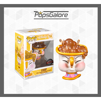 Beauty & the Beast - Chip with Bubbles #794 - Pop Vinyl