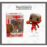 NBA - Bulls - Michael Jordan #54 - Pop Vinyl