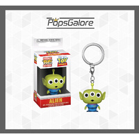 Toy Story - Alien - Pocket Pop! Keychain