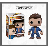 Supernatural - Dean - Pop Vinyl (ISWS)