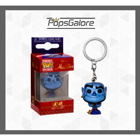 Aladdin - Genie Metallic - Pocket Pop! Keychain