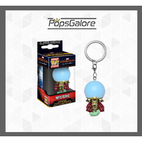 Spider-Man: Far From Home - Mysterio - Pocket Pop! Keychain