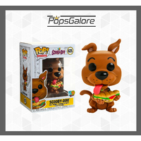 Scooby Doo with Sandwich #625 - Pop Vinyl