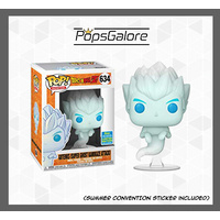 Gotenks (Super Ghost Kamikaze Attack) #634 - SDCC 2019 Pop Vinyl