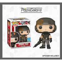 Starship Troopers - Johnny Rico - SDCC 2019 Pop Vinyl