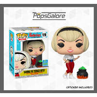 Sabrina the Teenage Witch #19 - SDCC 2019 Pop Vinyl