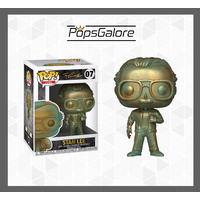 Stan Lee - Patina - Pop Vinyl 0.35mm