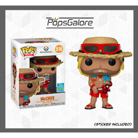 Overwatch - McCree - SDCC 2019 Pop Vinyl