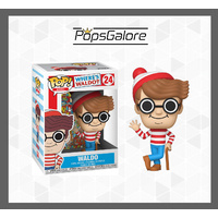 Where's Waldo - Waldo - Pop Vinyl