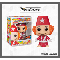 HR Pufnstuf - Cling - NYCC 2019 Pop Vinyl